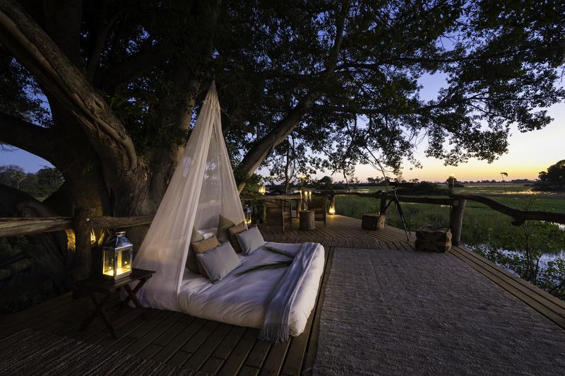 botswana sleepout