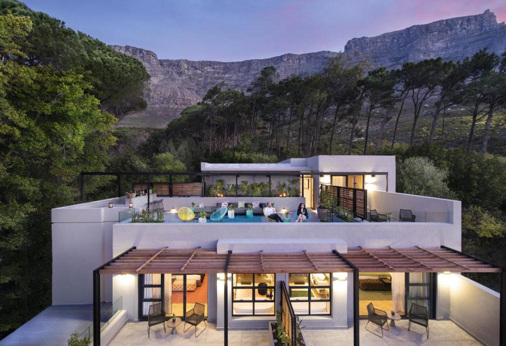 Kaapstad, Tafelberg