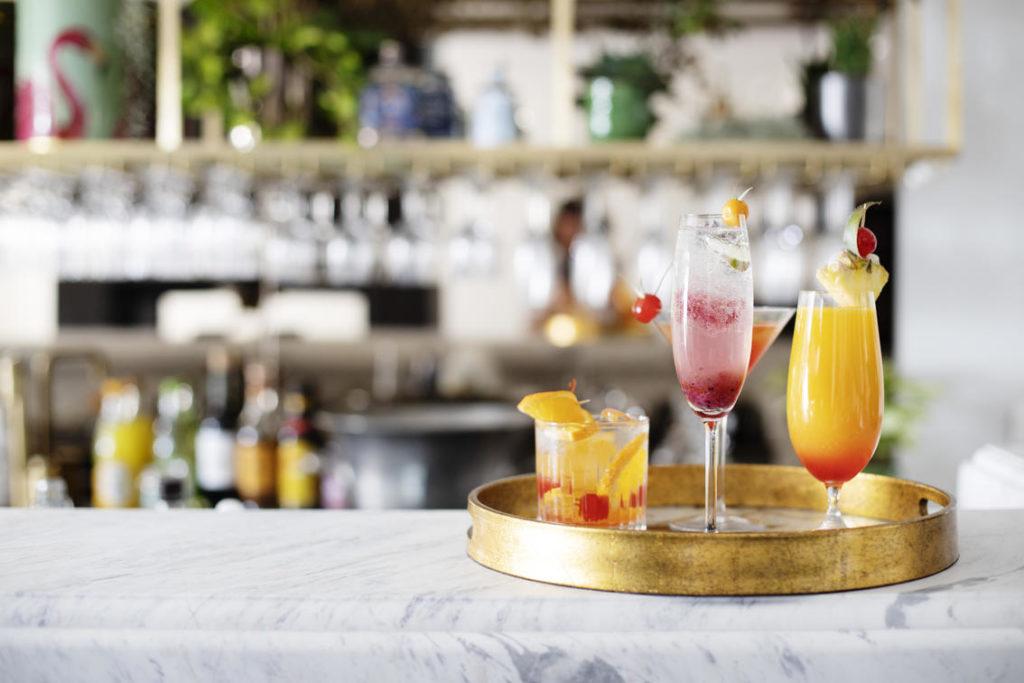 Bar, Cocktails, Kaapstad