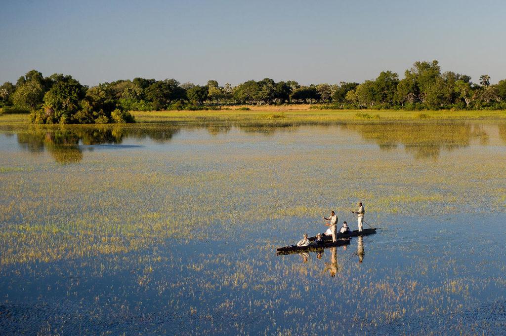 Mokoro tocht, Kano, Delta