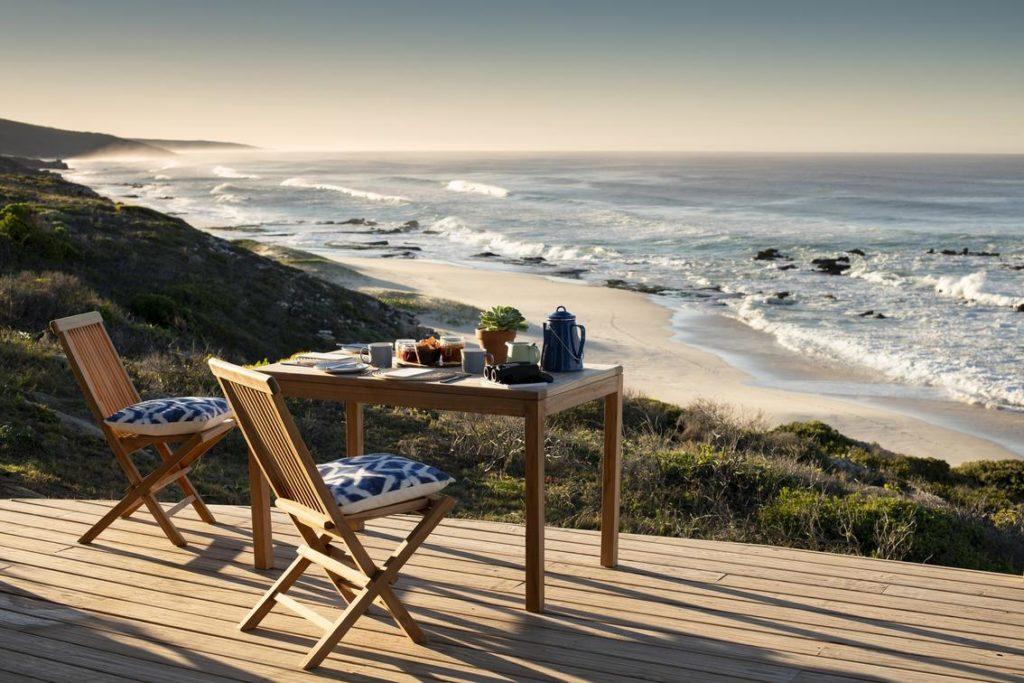 Uitzicht, ontbijt, lunch, diner