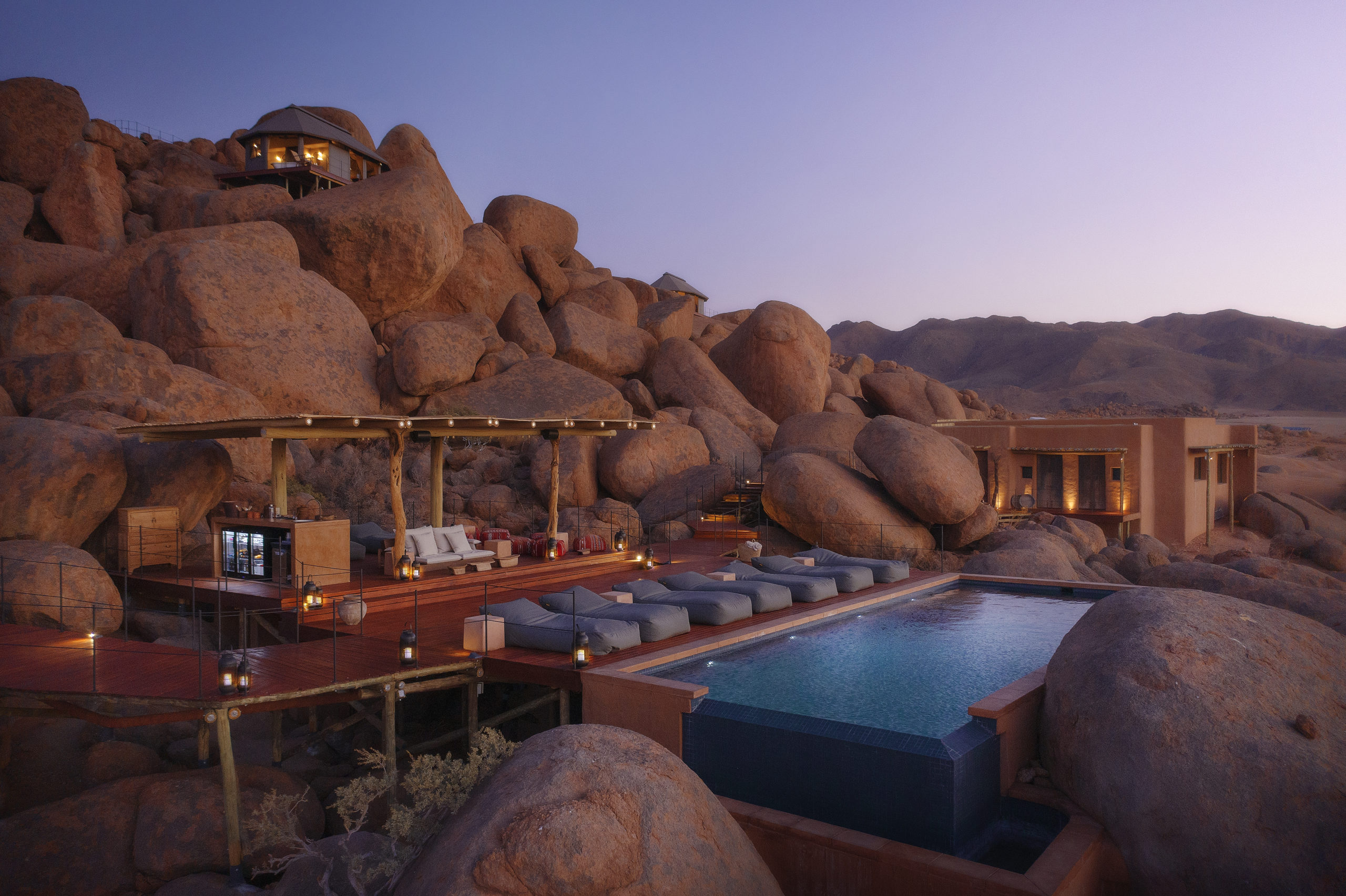 namibië luxe lodge