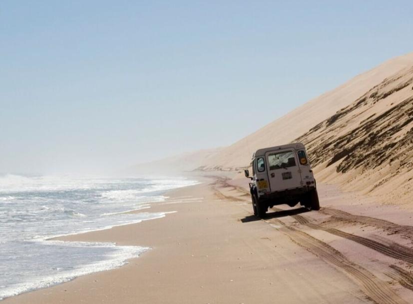 safari namibië