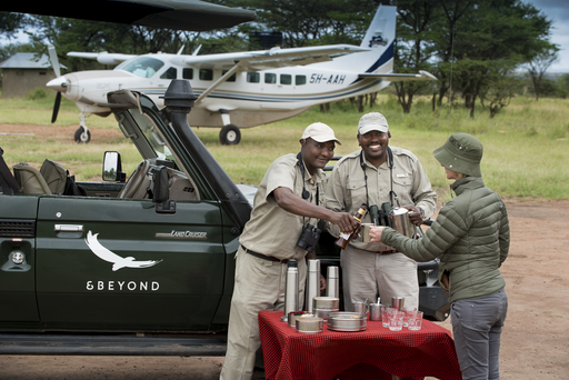 fly in tanzania