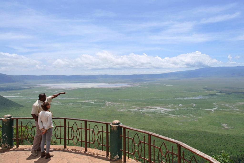 Ngorongoro View