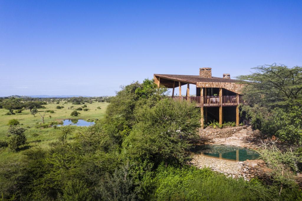 Singita Lodge Uitzicht