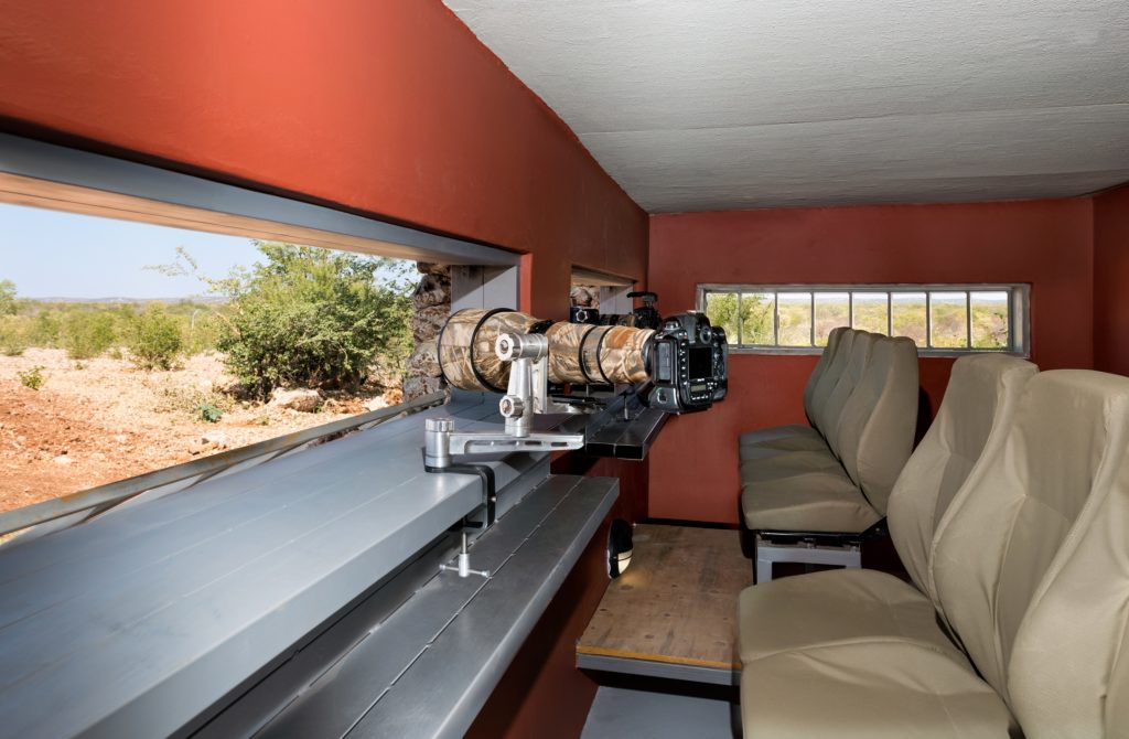 Ongava Game Reserve Hide