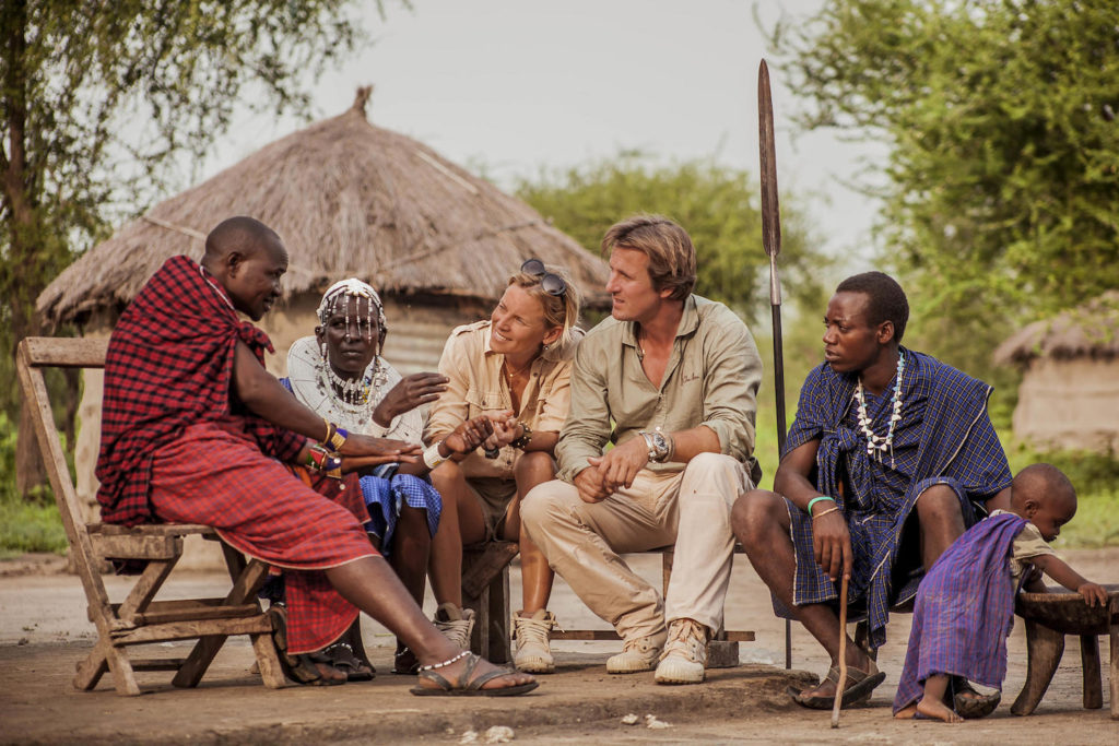 lokale bevolking tanzania