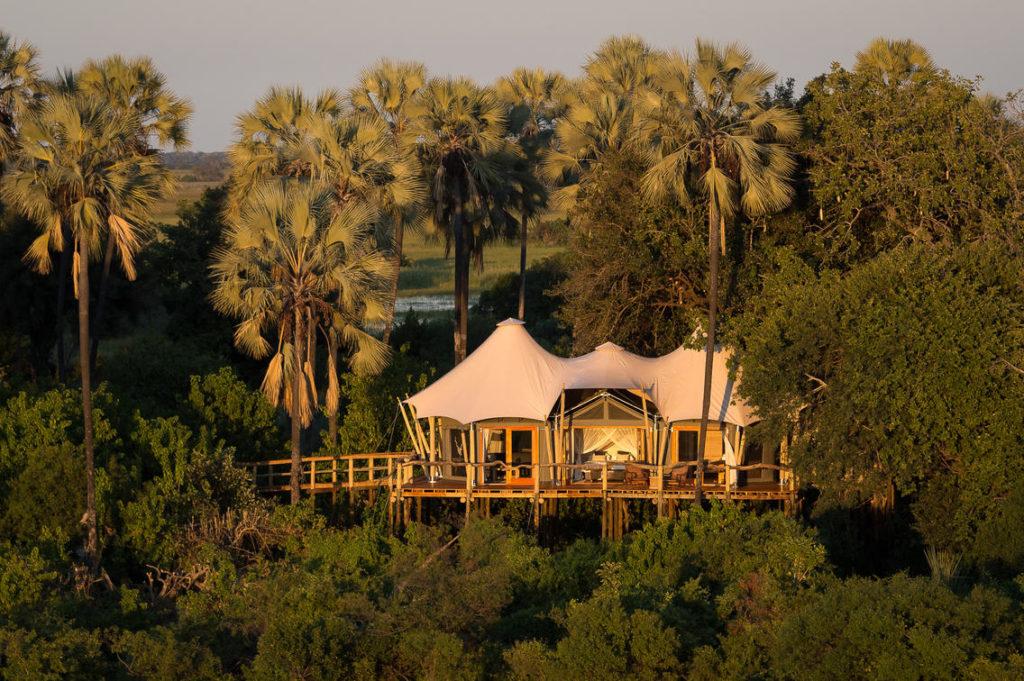 Okavango Delta Lodge